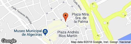 Los Angeles - Algeciras