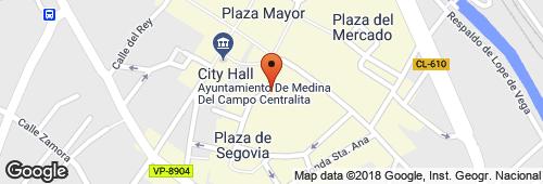 Mulas Garcia, Fermin - Medina del Campo