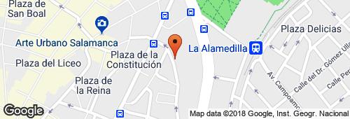 Ana Isabel Contreras Madrid - Salamanca